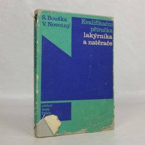 náhled knihy - Kvalifikační příručka lakýrníka a natěrače