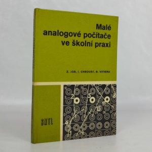 náhled knihy - Malé analogové počítače ve školní praxi