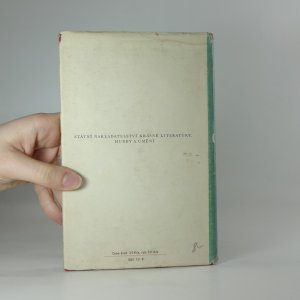antikvární kniha Kolchida, 1953