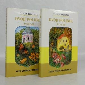 náhled knihy - Dvojí polibek (1. a 2. díl)