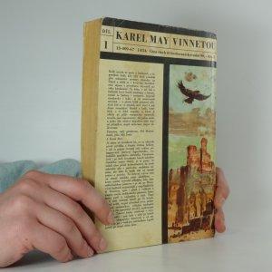 antikvární kniha Vinnetou. 1.díl., 1967