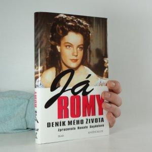 náhled knihy - Já, Romy : deník mého života