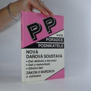 náhled knihy - Poradce podnikatele (Praktické rady podnikatelům). svazek 8-9/92