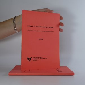 antikvární kniha Vývozní a dovozní obchodní případ (2 svazky), 1991