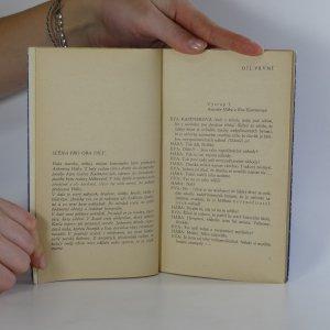 antikvární kniha Nebezpečný věk . Vážná komedie ve 2 dílech o rodičích a dětech, 1962
