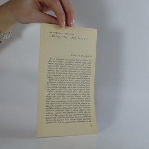 antikvární kniha Jsou živi, zpívají . hra o 5 dějstvích, 1961