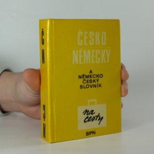 náhled knihy - Česko - Německý a Německo - Český slovník na cesty