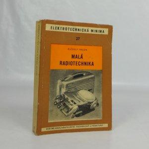 náhled knihy - Malá radiotechnika