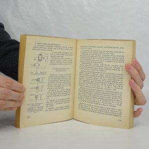 antikvární kniha Malá radiotechnika, 1959