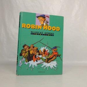 náhled knihy - Robin Hood. Klasický komiks