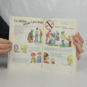 antikvární kniha Správným klukům, 1989
