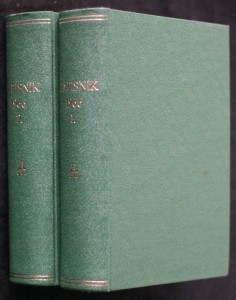 náhled knihy - Zápisník (č. 1. - 26.)