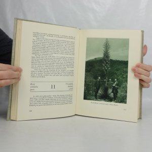 antikvární kniha Přes hory a doly. Cesty v trópech a subtrópech, 1936