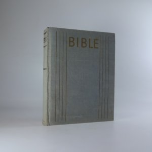 náhled knihy - Bible