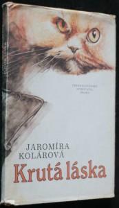náhled knihy - Krutá láska