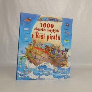 náhled knihy - 1000 obrázků ukrytých v Říši pirátů