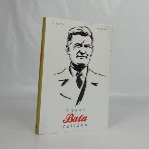 náhled knihy - Tomáš Baťa zblízka
