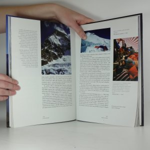 antikvární kniha Na vrcholech, 1997