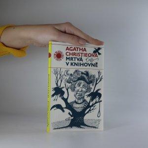 náhled knihy - Mrtvá v knihovně