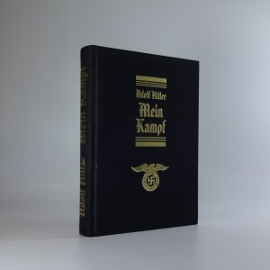 náhled knihy - Mein Kampf