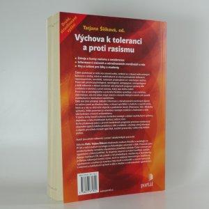 antikvární kniha Výchova k toleranci a proti rasismu : multikulturní výchova v praxi, 2008