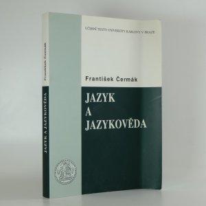 náhled knihy - Jazyk a jazykověda