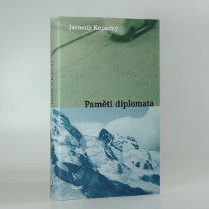 náhled knihy - Paměti diplomata