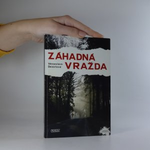 náhled knihy - Záhadná vražda