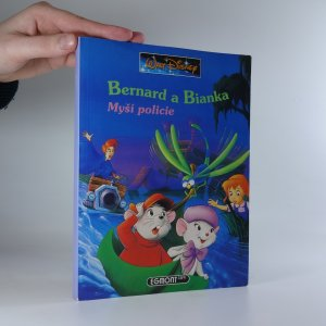 náhled knihy - Bernard a Bianka. Myší policie