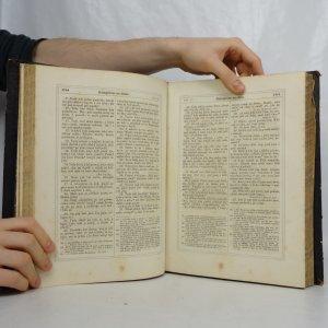 antikvární kniha Biblí Česká, čili, Písmo svaté starého i nového zákona + Život Pána našeho Ježíše Krista z roku 1864 (Starý Zákon v jednom svazku, Nový Zákon a Život... společně ve druhém), neuveden