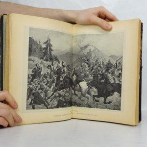 antikvární kniha Obrázkové dějiny národu českého., neuveden