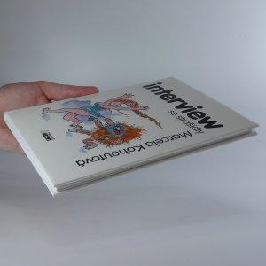 antikvární kniha Interview se strašidly, 1998