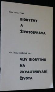 náhled knihy - Biorytmy a životospráva, Vliv biorytmů na zkvalitňování života