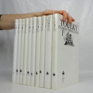náhled knihy - Toulky českou minulostí. (10 svazků)