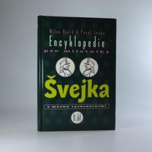náhled knihy - Encyklopedie pro milovníky Švejka s mnoha vyobrazeními. II. díl.