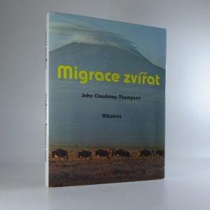 náhled knihy - Migrace zvířat