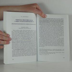 antikvární kniha Principy obecné, ekonomické a informační etiky, 2005