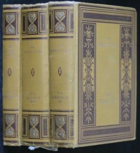 náhled knihy - Na kresách (I., III, a VI. díl)