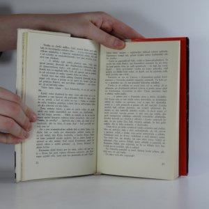 antikvární kniha Priepasť, 1968