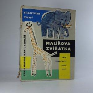 náhled knihy - Malířova zvířátka