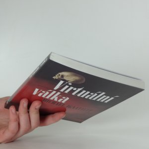 antikvární kniha Virtuální válka, 2001