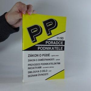 náhled knihy - Poradce podnikatele. 11/93