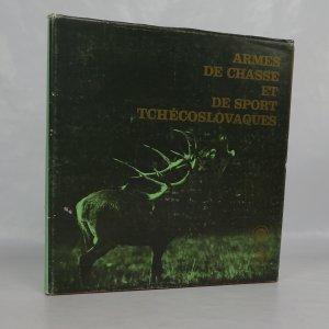 náhled knihy - Armes de chasse et de sport tchécoslovaques