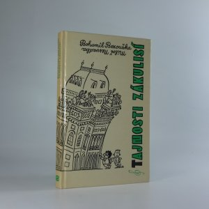 náhled knihy - Tajnosti zákulisí