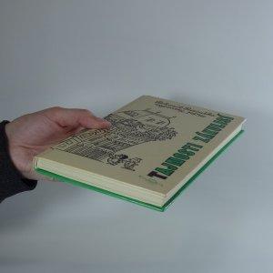 antikvární kniha Tajnosti zákulisí, 1977