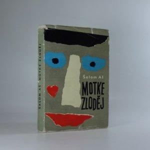 náhled knihy - Motke zloděj