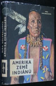 náhled knihy - Amerika, země Indiánů