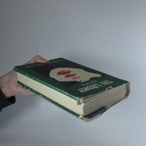 antikvární kniha Tri lásky, 1974