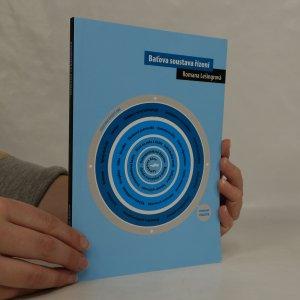 náhled knihy - Baťova soustava řízení