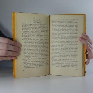 antikvární kniha Fiesco a jeho janovské spiknutí, 1962